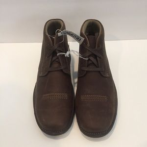 NWT Clarks Men's Boots size US12M